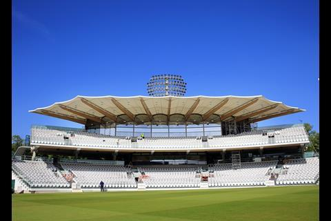 The new Warner Stand